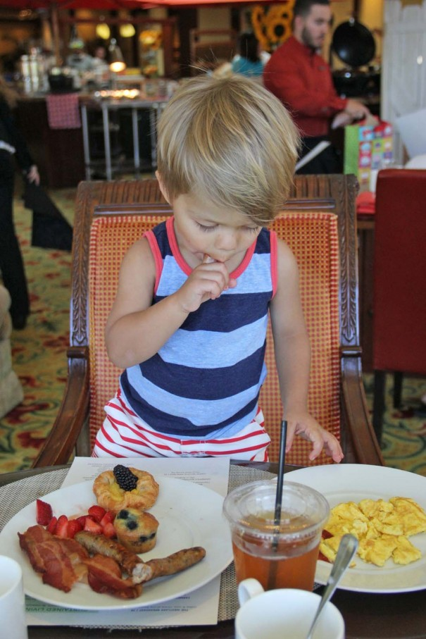 sawyer breakfast heaven