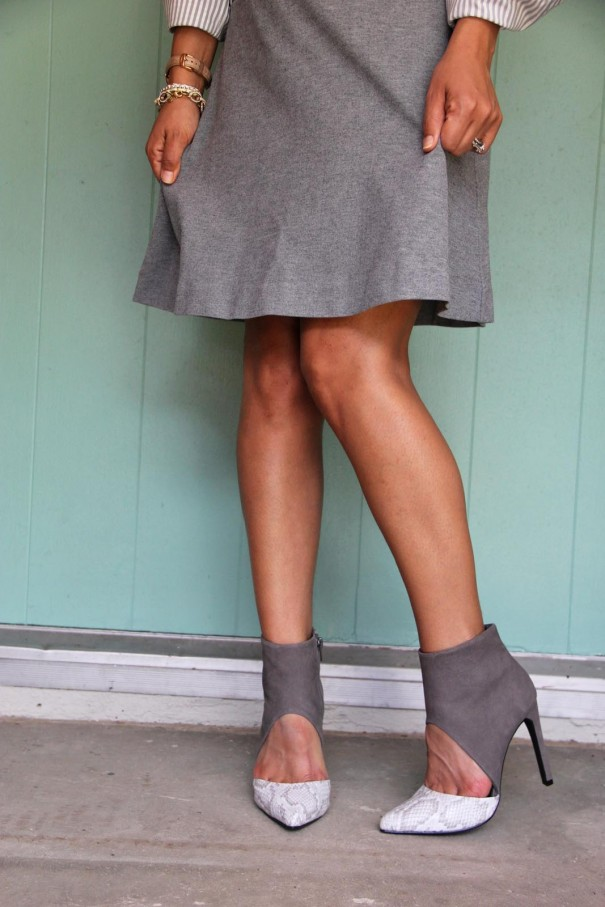 steve madden shoes gray