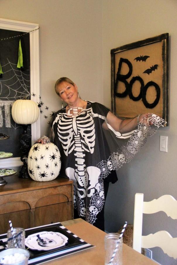 Bubbie Skeleton