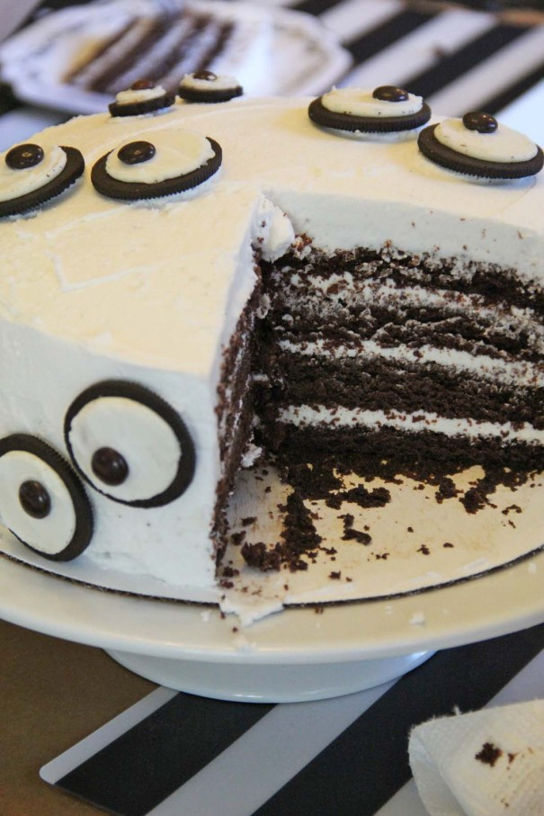 cake stripes