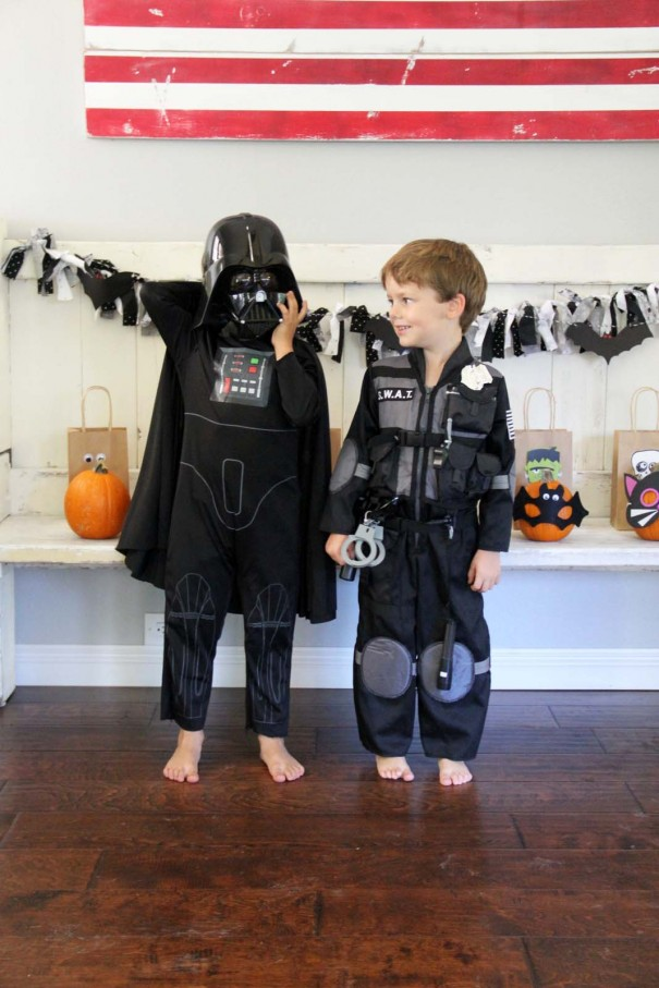 darth vador costume