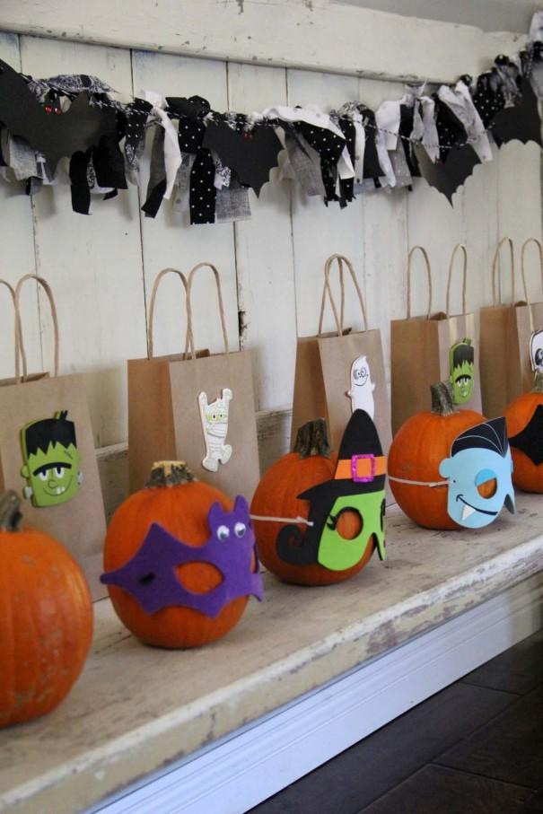 halloween pumpkins decorating for kids