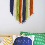 wall art yarn