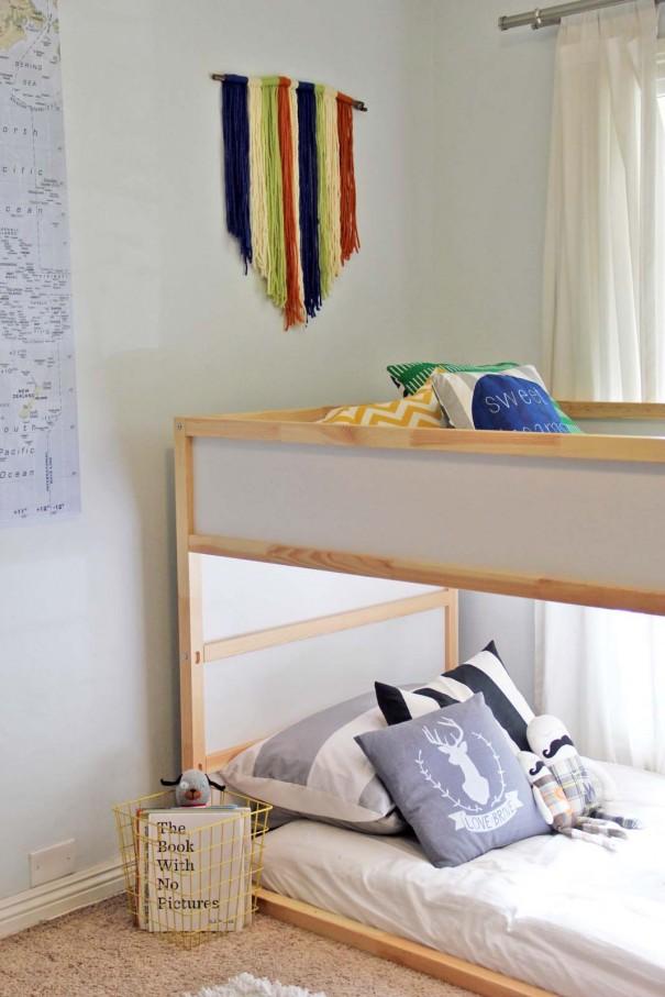 wes room yarn art
