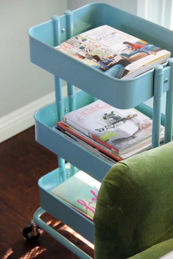 ikea book rack