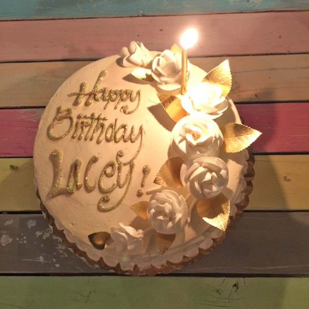 lacey bday cake