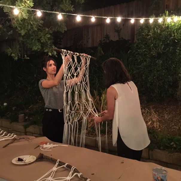 laura macrame diy
