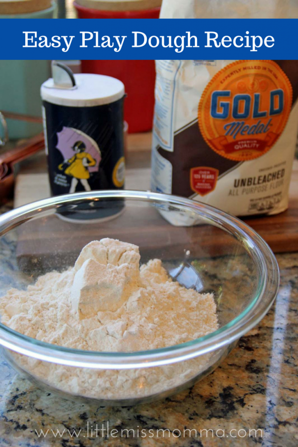 Easy Play Dough Recipe (1)