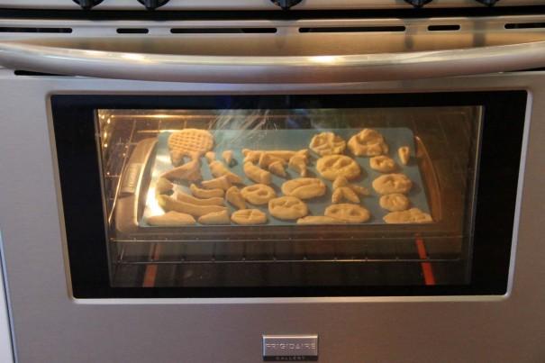 bake the bones