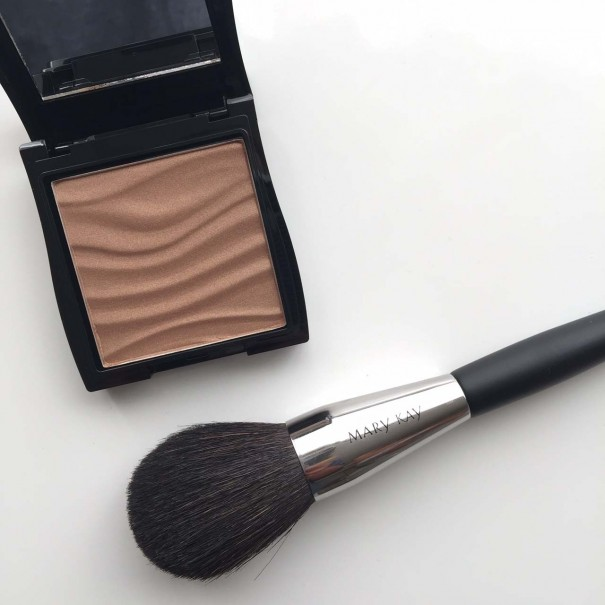 Makeover With Mary Kay And A Giveaway On Little Miss Momma