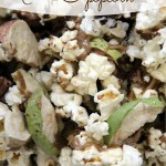 Cinnamon Caramel Apple Popcorn Crunch