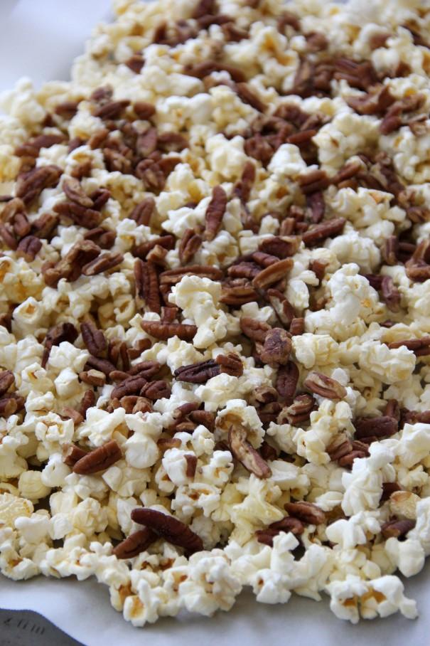 popcorn pecans