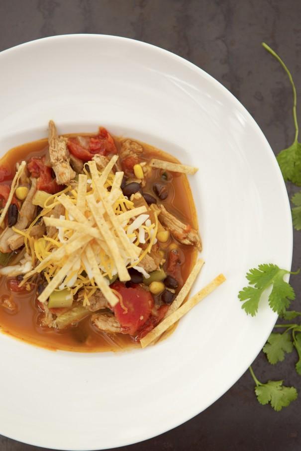 1-Chicken Tortilla Soup