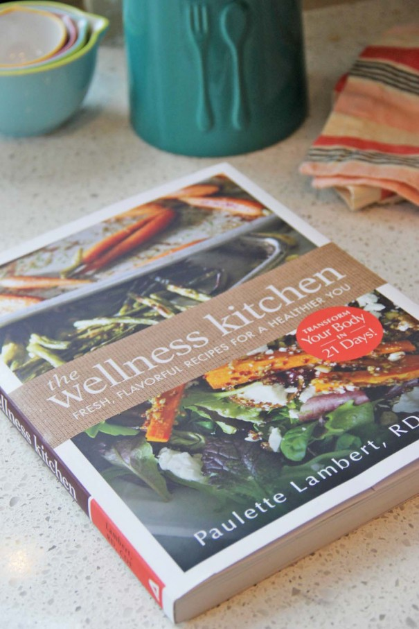 wellness kitchen cookbook