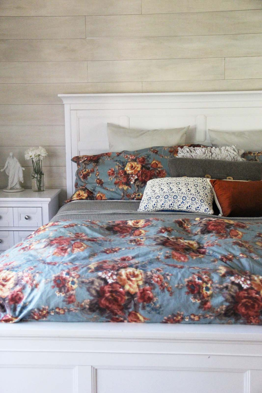 Christys linens floral bedding
