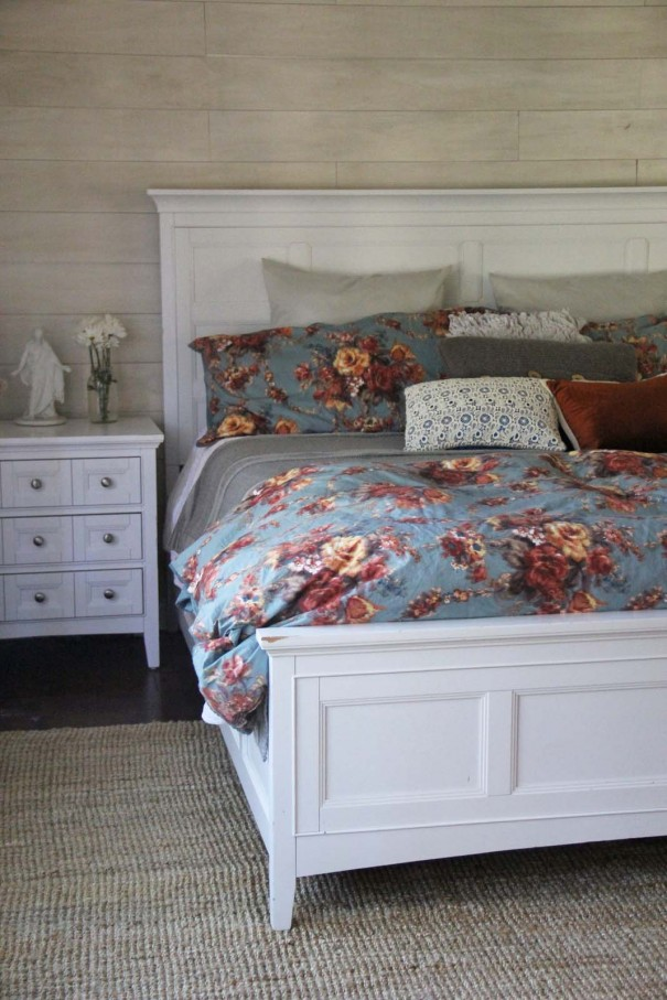 english cottage bedroom decor