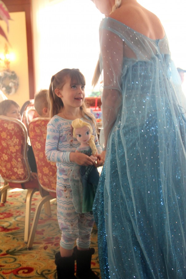 lily and elsa 2