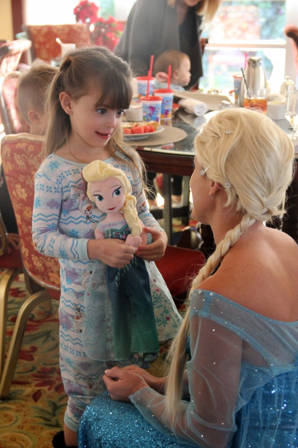 lily and elsa